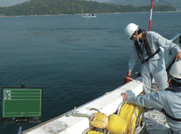 海上位置測定(設標)
