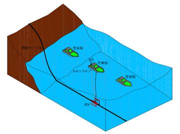 ROV調査