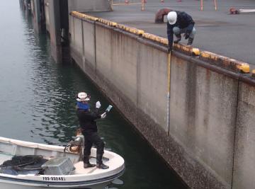 漁港港湾施設点検