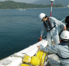 測量・海洋調査・MMS計測